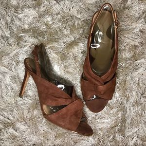 BANANA REPUBLIC Sandals Size 10. New with box